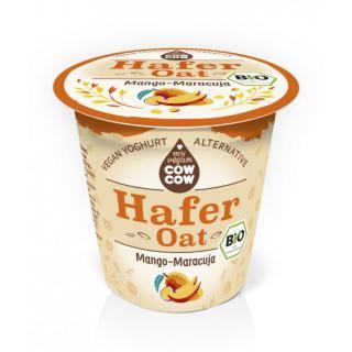 Cow Cow Joghurtalternative Hafer Mango-Maracuja, 1