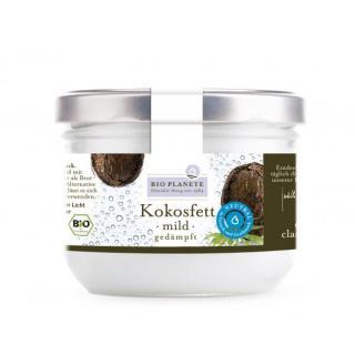 Bio Planète Kokosfett mild gedämpft, 400 ml Glas