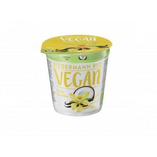 Kokos Vanille Joghurt, vegan