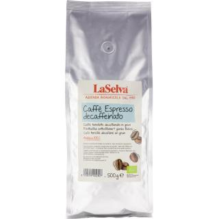 Espresso koffeinfrei Bohne