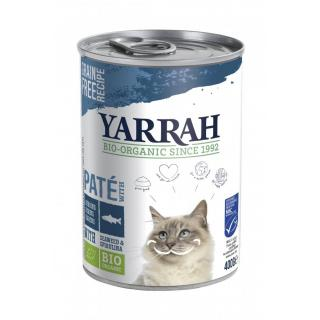 Yarrah Katzendiner Fisch 400 g