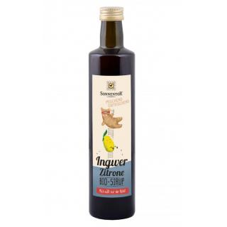 Ingwer-Zitronen Sirup 500 ml