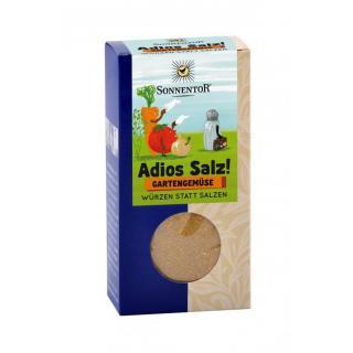 Adios Salz Gartengemüse