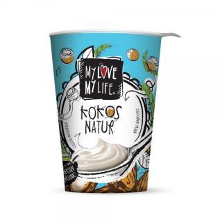 MyLove-MyLife Kokos Natur ungesüßt, 400 gr Becher